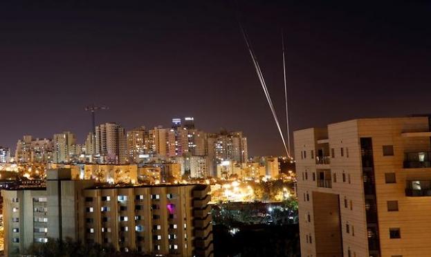 """1700 بدل 255 """"منطقة إنذار"""" في إسرائيل"""