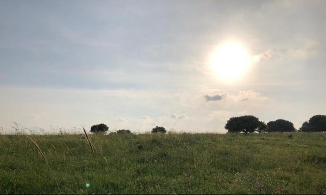 حالة الطقس: جو حار رغم انخفاض درجات الحرارة