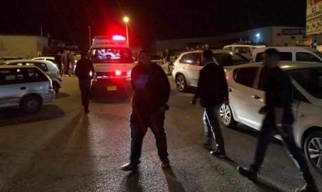 الرملة: إصابة فتاة بجريمة إطلاق نار