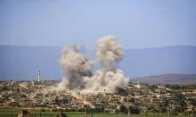 غارات روسية على إدلب دون التوصل لوقف لإطلاق النار