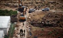 مصادرة 4800 دونم من أراضي الخليل للتوسع الاستيطاني