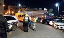البعنة: إصابة شاب بجريمة إطلاق نار