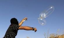 مستوطنات غلاف غزة تواجه بالونات حارقة جديدة