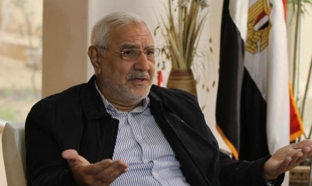 مصر: عائلة أبو الفتوح تشكو ظروف اعتقاله الصعبة