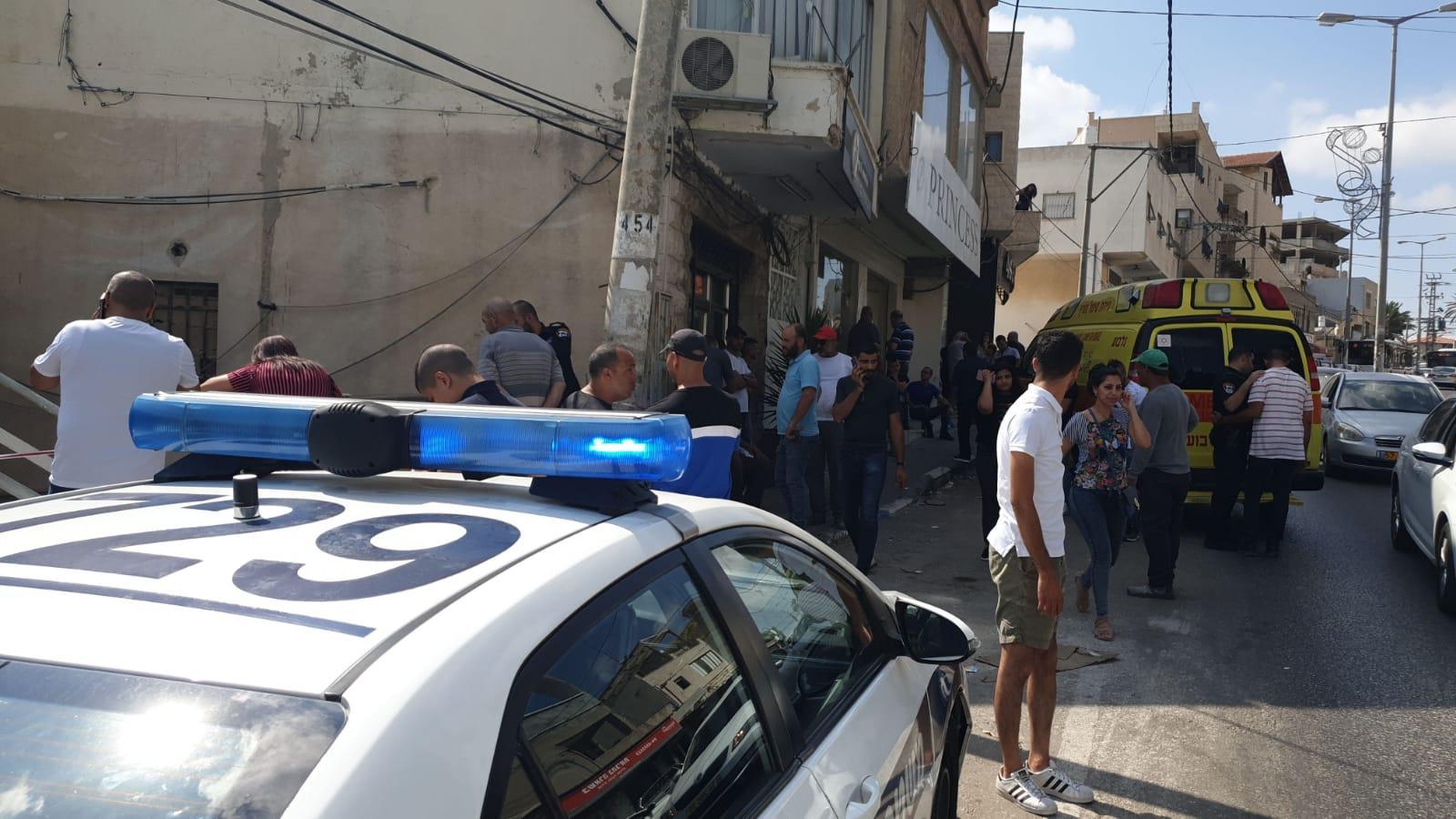 الناصرة: مصرع شاب سقط من علو