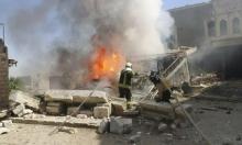 """جاويش أوغلو: """"لا عذر"""" لروسيا في وقف التصعيد بإدلب"""