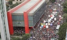 إضراب عام يشل قطاع النقل في البرازيل