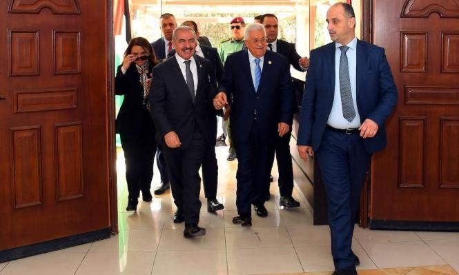 أرغمان يلتقي عباس: ميزانية السلطة ستنتهي في تموز المقبل