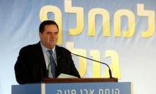 كاتس: إسرائيل ستشارك بورشة المنامة