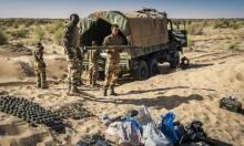 الجيش الفرنسي يقتل 20 مسلحا في مالي