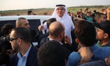 وفد قطري في غزة اليوم لإدخال المنحة المالية