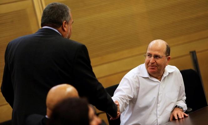 يعالون: ندعم حكومة وحدة وطنية بدون نتنياهو