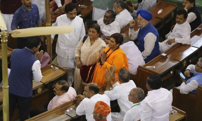 تهم بالاغتصاب والقتل وغيرها لأكثر من 40% من نواب البرلمان الهندي