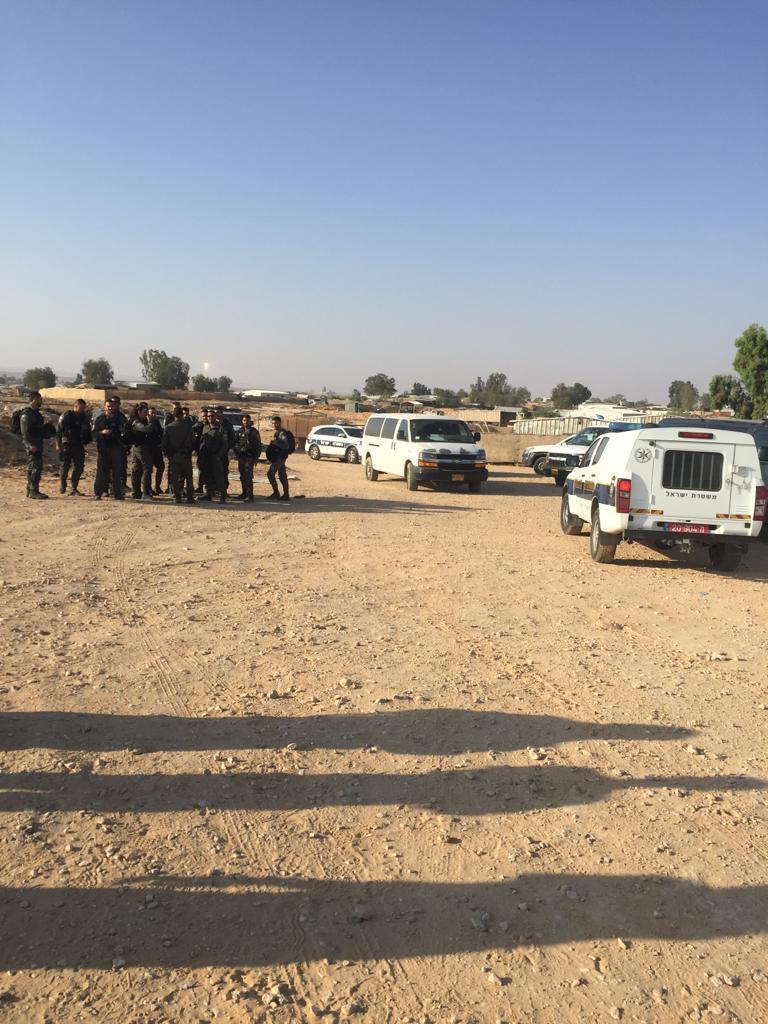 بير هداج: إصابات في مواجهات مع الشرطة