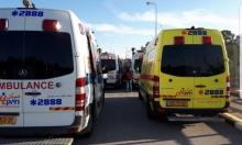 جديدة المكر: 3 إصابات في حادث دهس