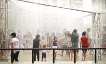 الهند: مصرع 78 شخصا بسبب موجة الحر الشديد