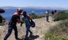 مصرع 8 مهاجرين غرقا وإنقاذ العشرات قبالة سواحل تركيا