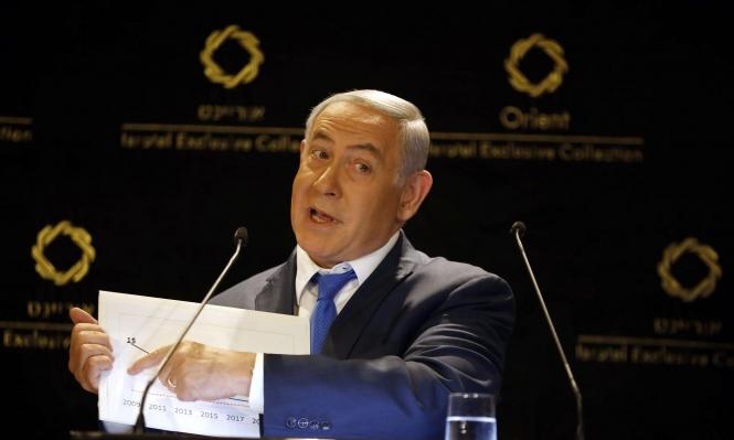 نتنياهو: لن نسمح لإيران حيازة أسلحة نووية
