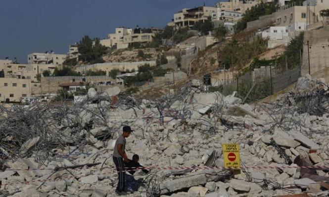 القدس: بلدية الاحتلال تطلق أسماء حاخامات على شوارع سلوان