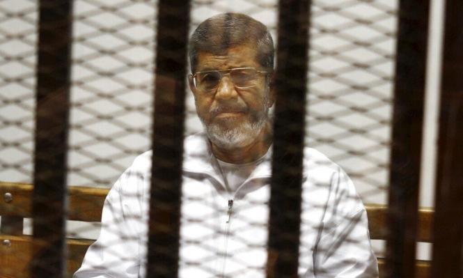 وفاة الرئيس المصري المنتخب محمد مرسي... في السجن