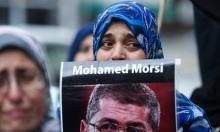 المتظاهرون في نيويورك يبكون مرسي