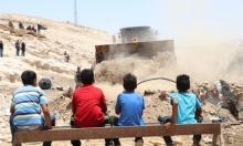 أميركا طلبت من إسرائيل تأجيل إخلاء الخان الأحمر