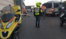 سخنين: إصابة فتاة بجروح خطيرة في حادث دهس