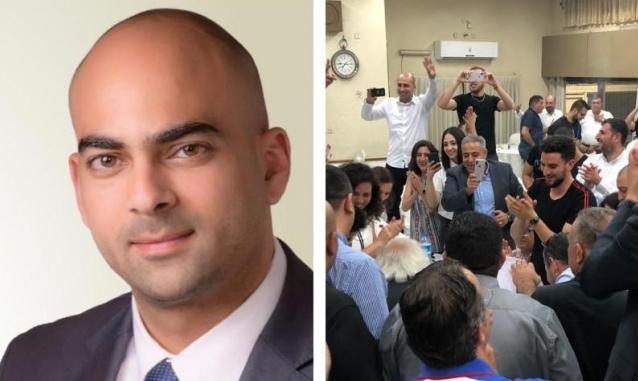 محمد نعامنة رئيسا لنقابة المحامين في لواء الشمال