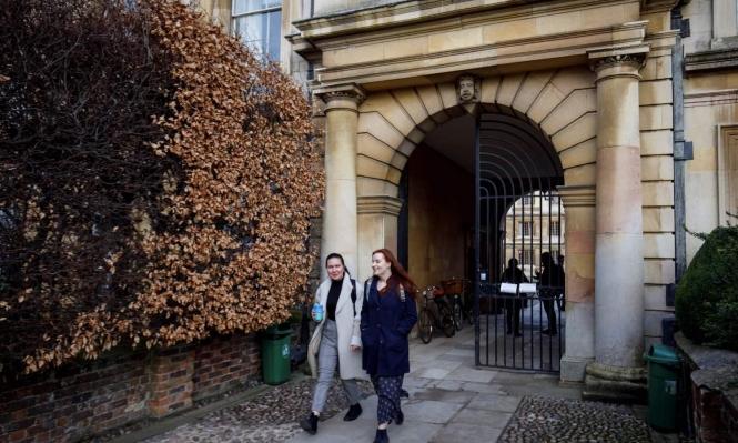 تراجع جامعات بريطانيا بسبب بريكست