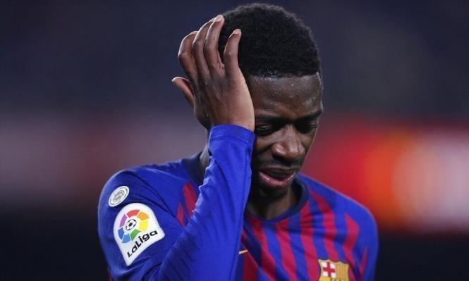 برشلونة يحدد ثمن لاعبه ديمبلي