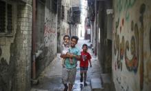 اللجوء في غزة
