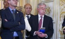 البيت الأبيض يؤكد زيارة بولتون للقاء نتنياهو والمشاركة بالقمة الأمنية