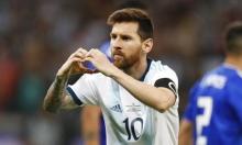 هدف ميسي ينقذ الأرجنتين من الخسارة