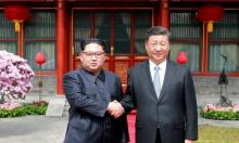 الرئيس الصيني يصل كوريا الشمالية لمناقشة النووي مع كيم