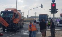 إصابتان في حادث طرق قرب شفاعمرو