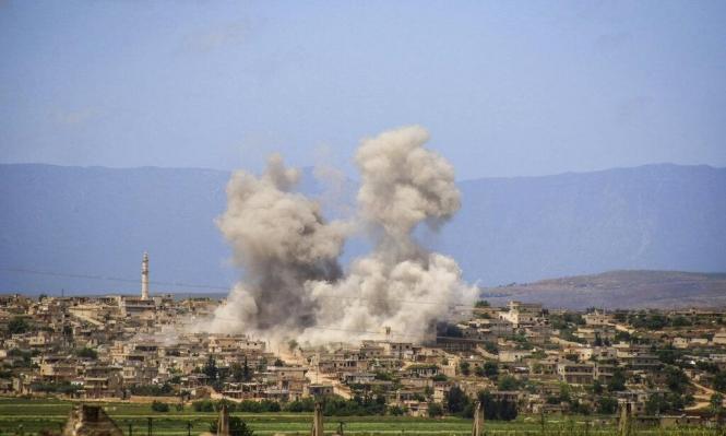 130 قتيلا من قوات النظام والفصائل باشتباكات بإدلب