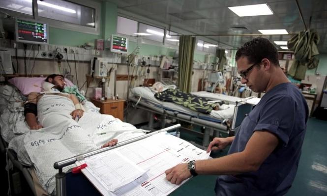 نصف مرضى غزة بلا دواء بسبب نفاد المستهلكات الطبية