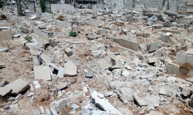 تقرير إسرائيلي: قوات الأسد وروسيا تكثفان عمليات البحث عن رفات جنود إسرائيليين