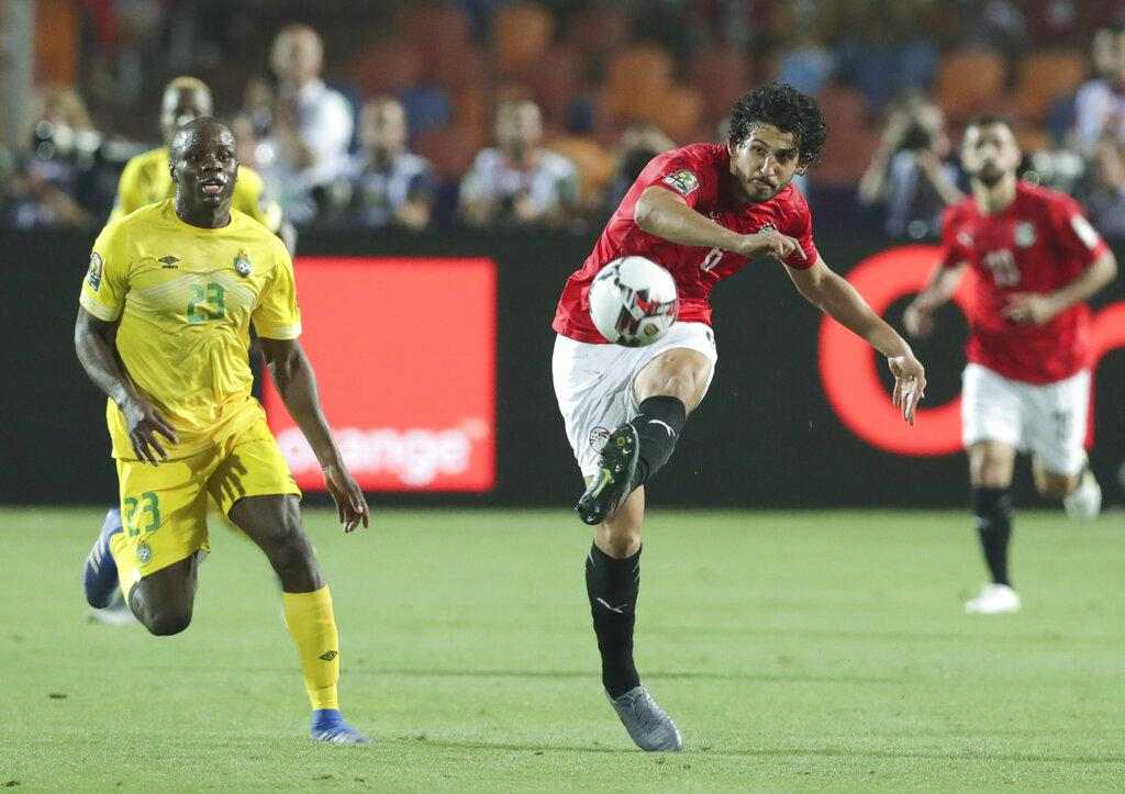 كأس أمم أفريقيا: مصر تستهل مشوارها بالفوز