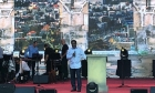 الناصرة: الواعظ المثير للجدل جوشوا يقيم