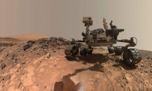 ميثان على المريخ يشير إلى احتمال وجود حياة