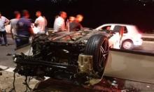 5 إصابات في حادثي طرق بدير الأسد والرينة