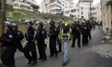 إصابات بمواجهات بالعيساوية واعتقال 10 شبان بالقدس