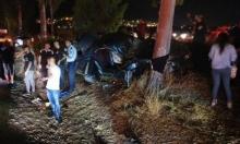 إصابة فتاة بجراح خطيرة إثر حادث طرق بين دبورية وإكسال