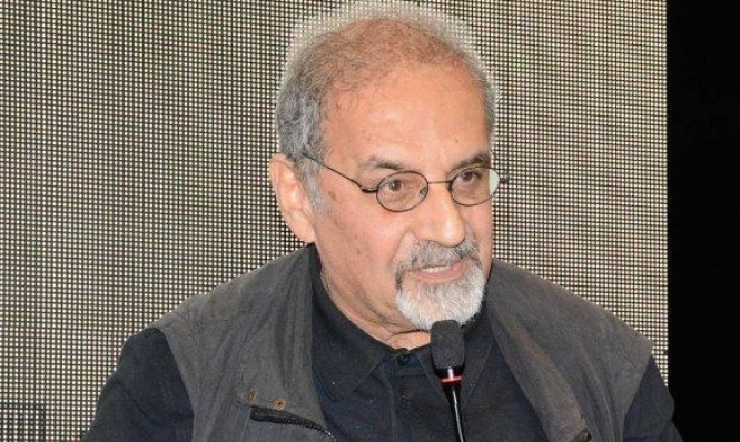 """الفلسطيني راسم بدران يفوز بجائزة """"النيل للمبدعين العرب"""""""