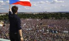 براغ: ربع مليون متظاهر يطالبون باستقالة رئيس الوزراء