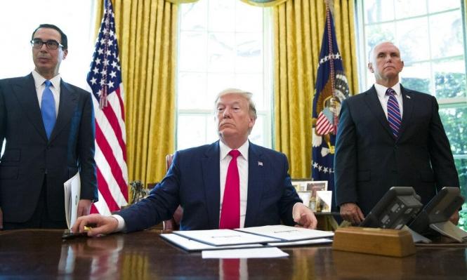 عقوبات أميركية جديدة على إيران تطال خامنئي وظريف