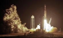 """""""سبيس إكس"""" تطلق صاروخا على متنه 24 قمرا صناعيا"""