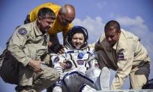 3 رواد فضاء يعودون من المحطة الفضائية الدولية بسلام