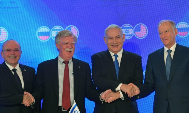 القمة الأمنية: روسيا تعارض موقفي إسرائيل وأميركا من إيران